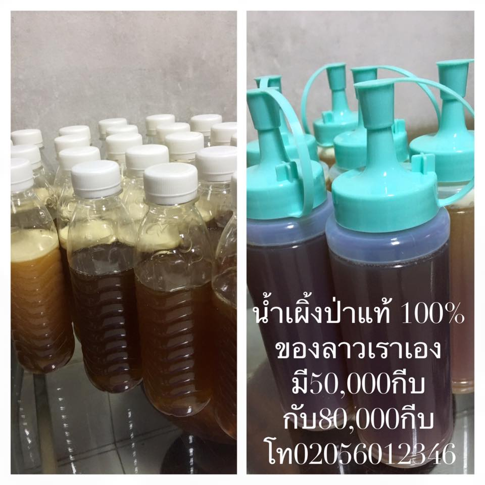 real honey laos